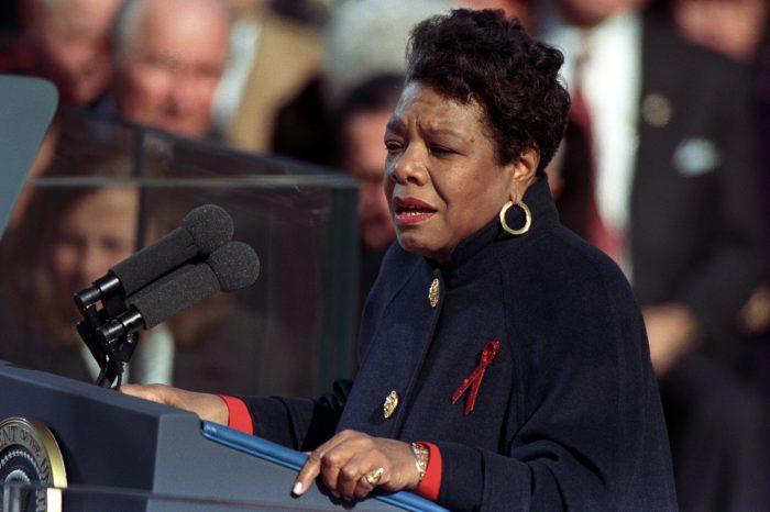 Maya Angelou's Heirs Feud