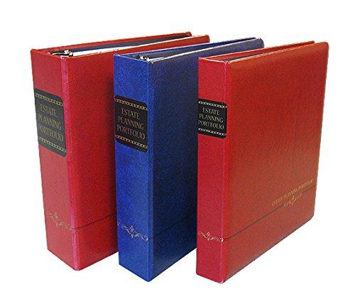 Estate planning binder by Austin Estate Planning Lawyer